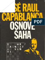 Capablanca,Jose+Raul+ +OSNOVE+SAHA