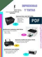 Catálogo multifunciones