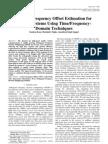 Published Paper