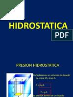 Hidrostática
