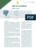 Social Media en Socialiteit (Moekotte - O&G 2012 Nr 4)