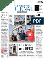 The Abington Journal 07-04-2012