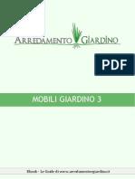 Mobili Giardino 3