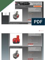 Batterie BOSCH PSR 14.4 outillage électroportatif