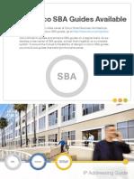 SBA Mid BN IPv4AddressingGuide
