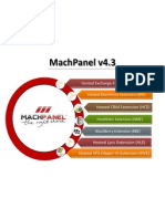 MachPanel - Web Hosting Control Panel - The Next Generation Hosting Controller