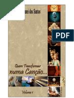 Projeto Livro de Cantos