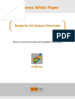 WP Design for JobSeekers