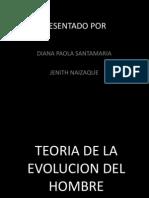 PRESENTACION EVOLUCION