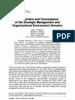 Bluedorn 1994 Journal of Management