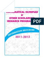 Mathematical Book 2011-12