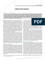 Review the Microcosmos of Cancer 2011