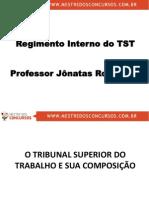 Regimento Interno TST
