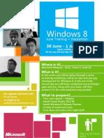 MSP June (Win8) Flyer