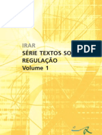 Textos Sobre Regulacao Vol1