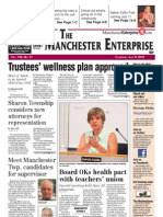 Manchester Enterprise front page July 5