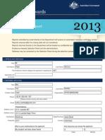 2013 Referee Report Form
