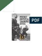 U.S. Army Pocket PT Guide