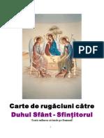 13. ACATISTELE DUHULUI SFÂNT