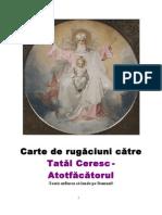 11. ACATISTELE TATĂLUI CERESC