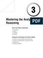 Mastering the Analytical Reasoning