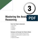 Mastering the Analytical Reasoning