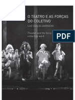 O teatro e as forças do coletivo