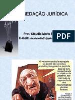redação juridica