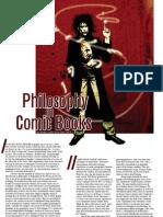 CRUZ. 2007. Philosophy in Comic Books