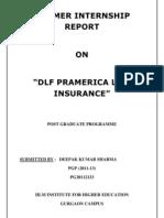 2nd SIP Report Deepak Sharma Sec-E PG20112133