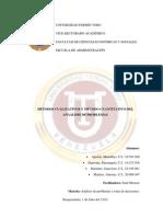 Metodo Cualitativo y Cuantitativo Del Analisis de Problemas
