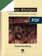 Dunya Mitolojisi -- Donna Rosenberg