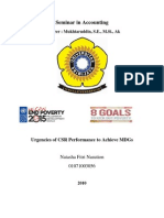 44796458 Urgencies of CSR Performance to Achieve MDGs