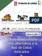 Nuevo Proyecto de VPNy Voz IP Gedisa