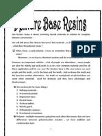 Denture Base Resins