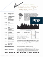 Smokejumper Heritage Tree Dedication