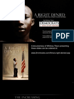 A Right Denied-The Critical Need for Genuine School Reform