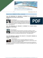 Newsletter 35 2011