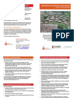 Burma_Centre for Refugee research (CRR) Repatriation Booklets Finalized on 2 July-english