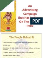 Amul Butter Ad Campaign