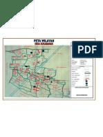 Peta Desa Sukamanah