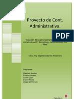 Proyecto de Macroeconomia y Contabilidad