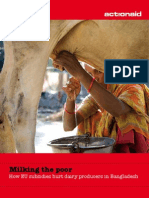 Milking the Poor