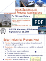 Solar Thermalfor Industrial Use(S.B.K)