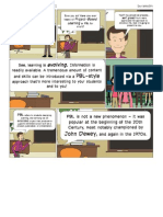 Project-Based Learning Graphic Handout