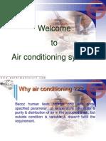 Train Air Conditioing System
