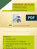 1.- Plan de Negocios