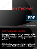 how was the katipunan discovered