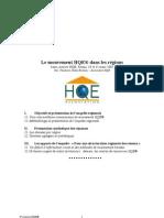 HQE _bilan & Aides régionaux 2005