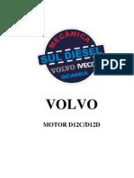 Manual Volvo D12